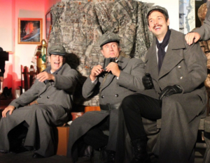 ALL IS CALM: THE CHRISTMAS TRUCE OF 1914 Returns to Veterans' Museum and Adds North County Performance