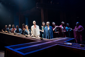 BWW Review: JESUS CHRIST SUPERSTAR Dazzles at Bass Concert Hall