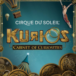 BWW REVIEW: CIRQUE DU SOLEIL Brings The Whimsical Steampunk World Of KURIOS- CABINET OF CURIOSITIES to Sydney's Entertainment Quarter