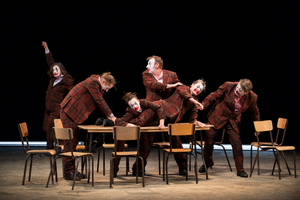 BWW Review: OUT OF ORDER, Southbank Centre