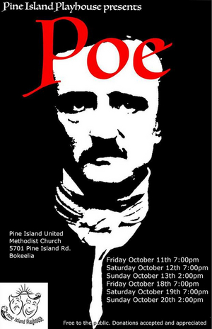 BWW Review: POE at Pine Island Playhouse