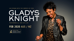 Gladys Knight Returns To Australia and New Zealand In February 2020