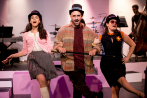 BWW Review: Rarely Produced IN TROUSERS Intrigues at the Lounge