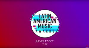 LATIN AMERICAN MUSIC AWARDS Celebrates 5th Anniversary on October 17