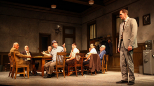 BWW Review: TWELVE ANGRY MEN Captivates at Syracuse Stage