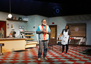 BWW Review: Realistic Drama Told in SUPERIOR DONUTS at SHEA'S 710 THEATRE