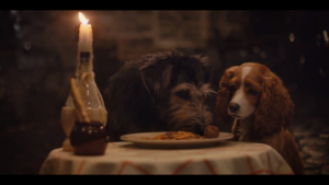 VIDEO: Watch a New Trailer for Live Action LADY & THE TRAMP!