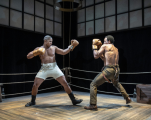 BWW Review: THE ROYALE at Olney Theatre Center - It's a Knockout!