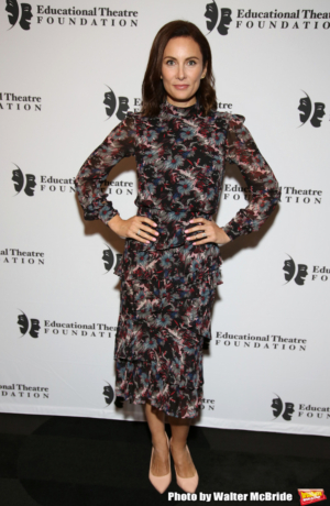 Laura Benanti To Host Broadway Stands Up For Freedom Gala For ACLU