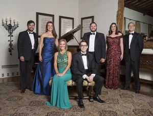 BWW Review: ARIZONA OPERA STUDIO CONCERT at Mon Orchid Gallery