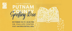 BWW Review: THE 25TH ANNUAL PUTNAM COUNTY SPELLING BEE Casts a Familiar Spell at Dr. Phillips Center
