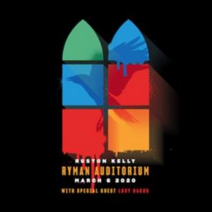 Ruston Kelly Confirms Headline Debut at Nashville's Historic Ryman Auditorium
