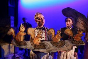 BEATRIX POTTER HOLIDAY TEA PARTY Returns to Chicago Children's Theatre