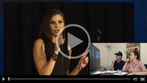 Heather Dubrow from THE REAL HOUSEWIVES Does Stand-Up on LIGHTS OUT WITH DAVID SPADE
