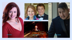 The Latin America Art Song Comes to National Opera Center