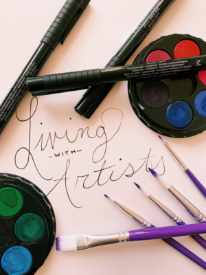 BWW Blog: Living With Artists