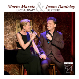 BWW Exclusive: Marin Mazzie and Jason Danieley Sing 'Our Love Is Here to Stay' on Live Album