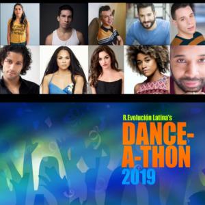 Karen Olivo, Ariana DeBose & Sergio Trujillo Among Others Join R.Evolución Latina's 2019 Dance-A-Thon Fundraiser