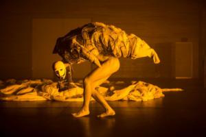 Montréal Arts Interculturels Presents CARRION Never Quite Human, Only Ever Frankenstein
