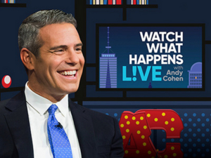 Scoop: Upcoming Guests on WATCH WHAT HAPPENS LIVE WITH ANDY COHEN, 10/20-10/24