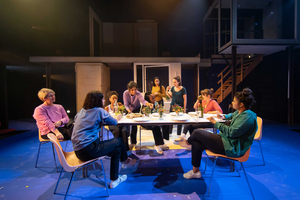 BWW Review: [BLANK], Donmar Warehouse