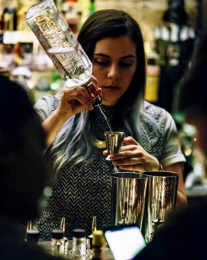 Master Mixologist: Tess Anne Sawyer of Lokal Eatery & Bar on the Waterfront in Jersey City