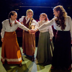 Kentwood Players Launches 70th Anniversary Year with LITTLE WOMEN, The Broadway Musical