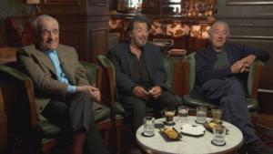 Robert De Niro, Al Pacino and Martin Scorsese Talk THE IRISHMAN on CBS SUNDAY MORNING