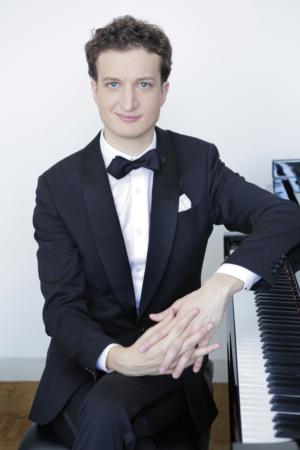 The Broad Stage presents Colburn Rising Stars: Rodolfo Leone, Piano