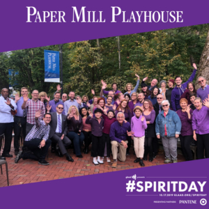 Paper Mill Celebrates Spirit Day 2019