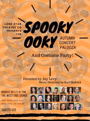 Lillian De Leon, Brendan Daugherty, Michelle Caniglia & More Get Spooky At West End 9/21