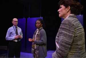 BWW Review: HANG - A Modern Apologue