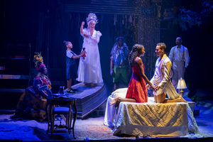 Broadway Beyond Louisville Review: ONCE ON THIS ISLAND at Tennessee Performing Arts Center