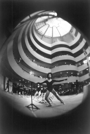 BWW Review: Dance Theatre of Harlem Gorgeous at Guggenheim Rotunda Project