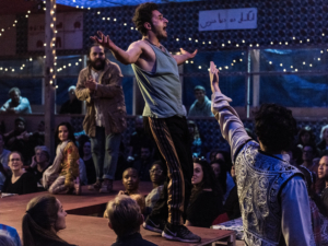 Win 2 Tickets to THE JUNGLE and HAMLET at St. Ann's Warehouse and Dinner for 2 in Brooklyn