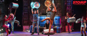 Win 2 Tickets to the Off-Broadway Hit STOMP in NYC, Plus Backstage Tour