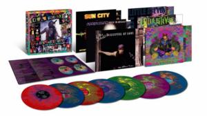 Steven Van Zandt to Release Vinyl Boxset of Rarities