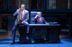 THE GREAT SOCIETY Partners With Broadway For All
