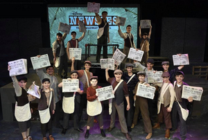 BWW Review: NEWSIES at EPAC