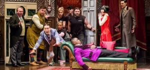 Casting Announced For THE PLAY THAT GOES WRONG in Worcester