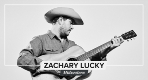 Zachary Lucky's Whip-Smart New Album, 'Midwestern,' is Out TODAY