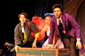 BWW Review: AROUND THE WORLD IN 80 DAYS, Theatre Raleigh