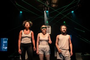BWW Review: ART HEIST, New Diorama Theatre