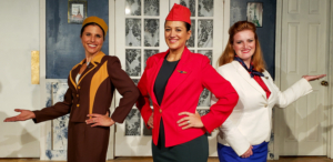 BWW Review: Fly the Funny Skies at Newport Playhouse's BOEING BOEING