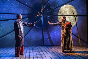 BWW Review: Profound Beauty in ALMIGHTY VOICE AND HIS WIFE at Soulpepper