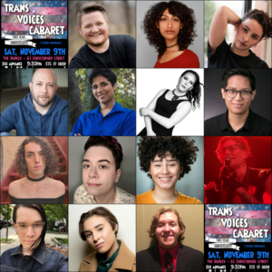 Trans Voices Cabaret Celebrates Two Years Of Performances
