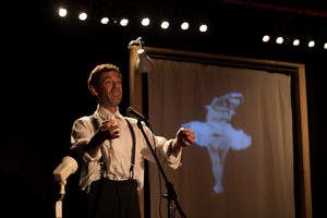 BWW Interview: Godfrey Johnson on Bringing Nijinsky to Life in VASLAV at The Fugard Theatre