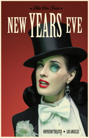 Dita Von Teese Returns To The Orpheum With Her Annual New Year's Eve Spectacle