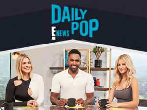 Scoop: Upcoming Guests on DAILY POP on E!, 10/21-10/25