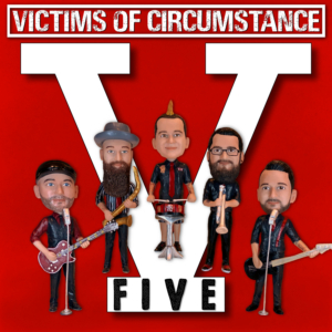 Victims of Circumstance Announce New Album FIVE